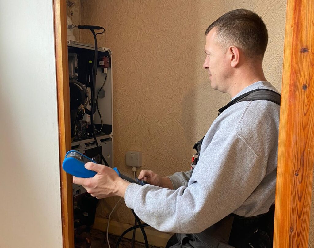 Troy Tyler- Smith - Founder of Hallmark Plumbing and Heating