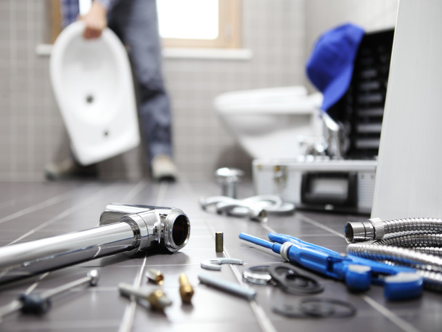Hallmark Plumbing and Heating - Bathrooms