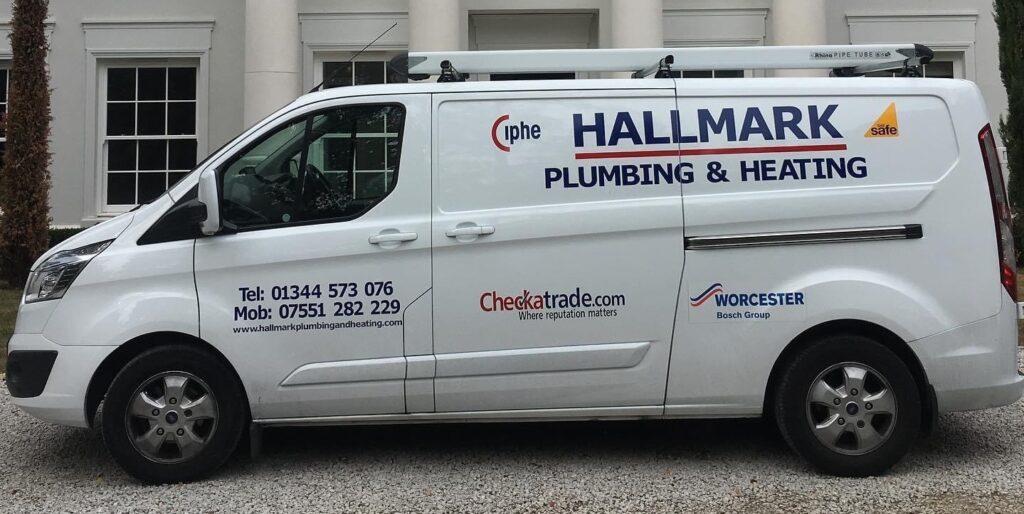 About Us - Hallmark Plumbing and Heating - Van